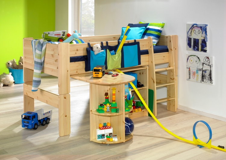 Steens for Kids Natural Lacquered