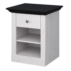 1 Drawer Bedside 3170010213001F