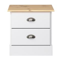 2 Drawer Bedside 3400020250000F
