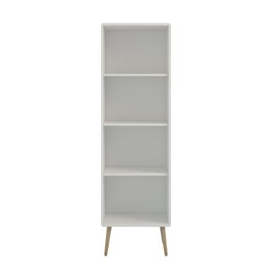 3 Shelved Narrow Bookcase 3601410050000F