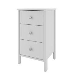 3 Drawer Bedside 3740030050000F
