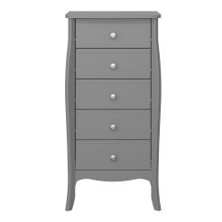 5 Drawer Narrow Chest 3760050072000F