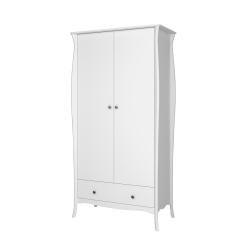 2 Door, 1 Drawer Wardrobe 3761040058000F