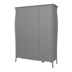3 Door, 2 Drawer Wardrobe 3761070072000F
