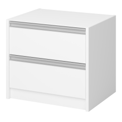 2 Drawer Bedside 3850020058000F