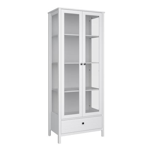 2 Door, 1 Drawer Glazed Unit 4001250058000F
