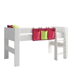 3 Pocket Side Hanger, Pink 2909840973000