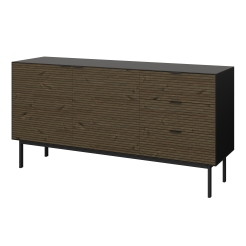 Soma Sideboard 2 Doors with 3 Drawers W:1496mm D:415mm H:732mm
